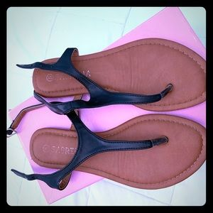 Other - Girls blank thong sandals